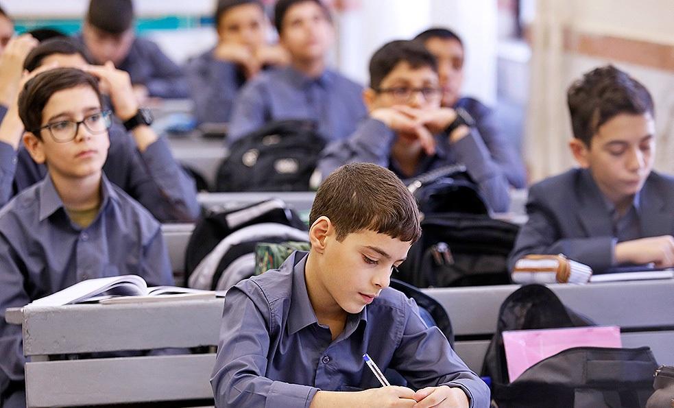 مشکلات مدارس دوره ابتدایی